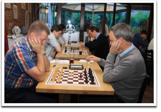 Frans Mertens und Piet Boonen